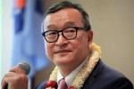 Campuchia xử người xuyên tạc hiệp ước biên giới với Việt Nam