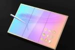 Lộ diện smartphone Samsung màn hình gập lạ mắt