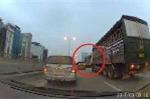 Clip: Xe tải và xe Ranger hùng hổ tạt đầu, khiêu khích nhau trên đường vành đai