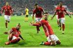 Kết quả Champions League: Bayern ghi 5 bàn vào lưới Arsenal