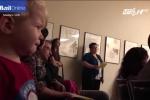 Bé 2 tuổi bật khóc khi lần đầu nghe Sonata Ánh trăng