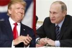 Tổng thống Putin gửi thư chúc mừng Giáng sinh đến ông Donald Trump