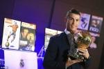 Vượt Messi, Griezmann, Ronaldo giành Quả bóng vàng thế giới 2016