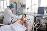 Phẫu thuật cứu sống bệnh nhân bị vỡ nát gan phải