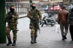 Binh sĩ Bỉ bắn chết kẻ tình nghi đánh bom khủng bố ở nhà ga Brussels