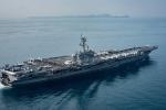 Chiến hạm tên lửa Mỹ tới răn đe Triều Tiên đâm phải tàu cá Hàn Quốc
