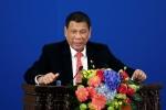 Tổng thống Philippines Duterte tuyên bố cắt đứt quan hệ với Mỹ