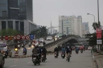 Cấm hàng loạt phương tiện đi lên 2 cầu vượt trên tuyến buýt nhanh BRT