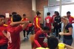 Chuyên gia Đức bất ngờ với thể lực U20 Việt Nam