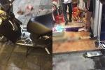 Khởi tố người chồng truy sát, chém vợ tới tấp trong shop quần áo giữa phố cổ Hà Nội