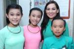 So tài năng ca hát của Hồ Văn Cường và hai chị gái