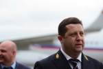 Bắt giữ Tổng giám đốc đội bay thường chở ông Putin