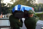 Cuba tổ chức lễ rước tro cốt lãnh tụ cách mạng Fidel Castro