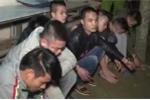 Ngăn chặn gần 50 kẻ côn đồ mang dao, súng đi đòi nợ thuê