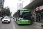 Đã có gần 1 triệu lượt người đi xe buýt BRT