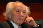 Giáo sư sử học Đinh Xuân Lâm qua đời ở tuổi 92