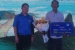 Bí thư TW Đoàn trao tặng nhà nhân ái cho mẹ Việt Nam anh hùng