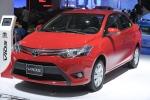 Sau giảm giá, Toyota Vios bán ra cao gấp đôi so với tháng trước