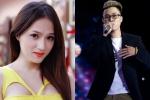 Nghi vấn Hương Giang Idol và Lê Thiện Hiếu đang yêu nhau?