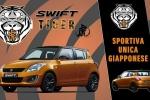 Suzuki bản đặc biệt Swift Tiger giá chỉ 339 triệu đồng