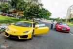 Dàn siêu xe trăm tỷ chuẩn bị triển lãm xe nhập tại Việt Nam