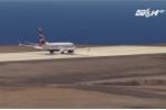 Máy bay chở khách đầu tiên hạ cánh ở sân bay 'tận cùng thế giới'
