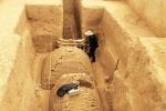 Bất ngờ phát hiện 'kim tự tháp Ai Cập' ở... Trung Quốc