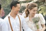 Hồ Ngọc Hà và Kim Lý 'liếc mắt đưa tình' giữa chợ