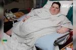 Cố gắng giảm cân, cô gái béo nhất nước Anh bị bạn trai bỏ