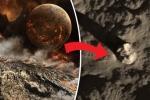 Hé lộ cuộc chiến vũ trụ nhờ 'mảnh vỡ đĩa bay' trên Mặt trăng