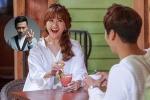 Hari Won 'quên béng' Trấn Thành khi gặp hot boy lý tưởng