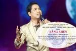 Gây tranh cãi khi được phong tặng 'Giáo sư âm nhạc', Ngọc Sơn chính thức lên tiếng