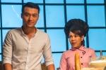 'Người tình màn ảnh' tiết lộ khoảnh khắc lúng túng khi tỏ tình với Việt Hương