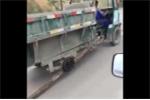 Công nông dị, 3 bánh 1 ván ở Trung Quốc khiến nhiều người kinh ngạc