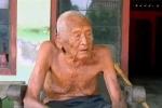 Cụ ông già nhất thế giới mong 'Thần chết' gọi tên ở tuổi 145