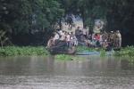 Clip: Lật ghe trên sông Vàm Cỏ Đông, 4 người chết