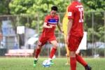 Sao mai U20 Việt Nam 'lo sợ' khi lần đầu lên tuyển Quốc gia