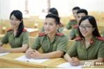 Điểm chuẩn trường công an, quân đội năm 2016