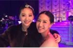 Con gái 12 tuổi của Chân Tử Đan xinh như hoa hậu trên sân khấu