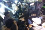 Đột kích chốn ăn chơi xa hoa bậc nhất của 'dân bay đêm' Quảng Nam