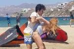 Sốc: Lindsay Lohan mất nửa ngón tay vì tai nạn