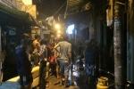 Cháy nhà giữa Sài Gòn, con thiệt mạng, cha nguy kịch