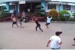 Nhóm người chém nhau trong bệnh viện, bệnh nhân chạy tán loạn