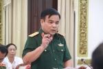Thượng tướng Lê Chiêm: Đã ngưng xây dựng trong sân golf Tân Sơn Nhất