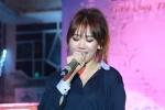 Bà xã Trấn Thành nhảy và hát hết mình trong chương trình từ thiện