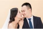 Ảnh cưới lãng mạn của Á hậu Vân Quỳnh và giảng viên Đại học Ngoại Thương