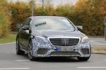 Mercedes-Benz S-Class 2018 đẹp sang trọng trên đường thử nghiệm