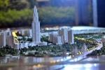 Công bố quy hoạch siêu tổ hợp trung tâm tài chính trên trục Nhật Tân - Nội Bài