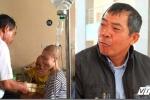 Cảm động người đàn ông vừa chăm vợ ốm vừa chạy xe ôm miễn phí cho bệnh nhân nghèo