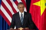 Clip: Tổng thống Obama chào bằng tiếng Việt
